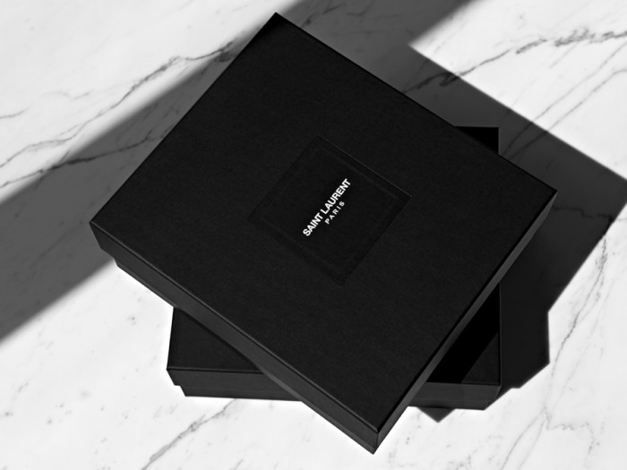 SAINT LAURENT – Package Design