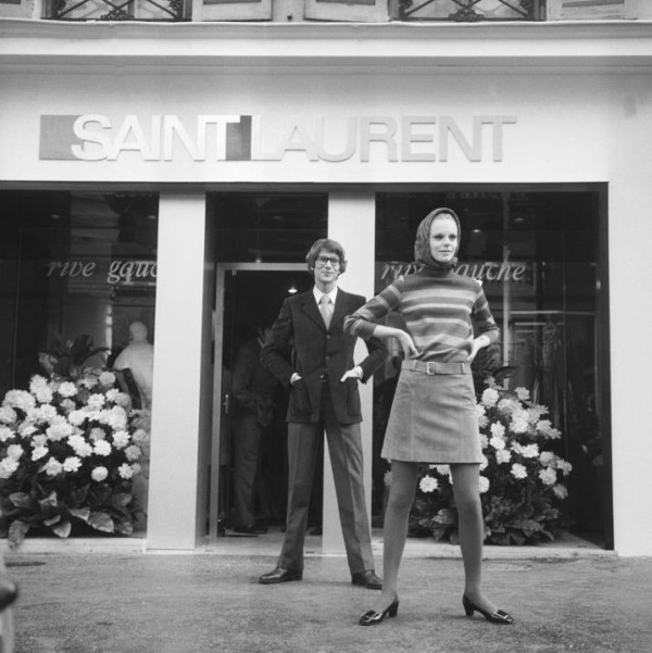 SAINT LARENT Store