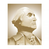 George Washington University GW Portrait