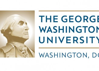 George Washington University GW Primary Logo