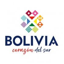 Bolivia Tourism Logo