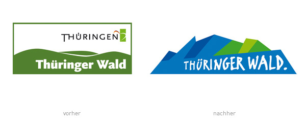 Thüringer Wald Logo