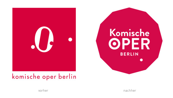 Komische Oper Logo