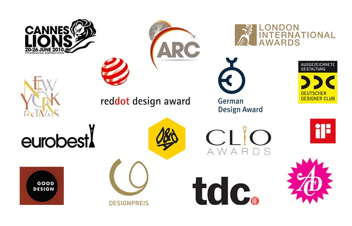 Logos Kreativ-Awards