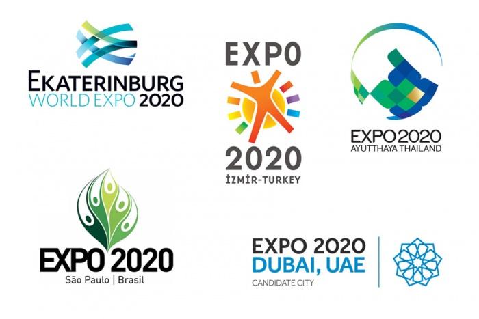 Fünf Kandidaten für die Expo 2020