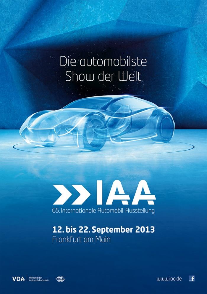 Keyvisual der IAA 2013