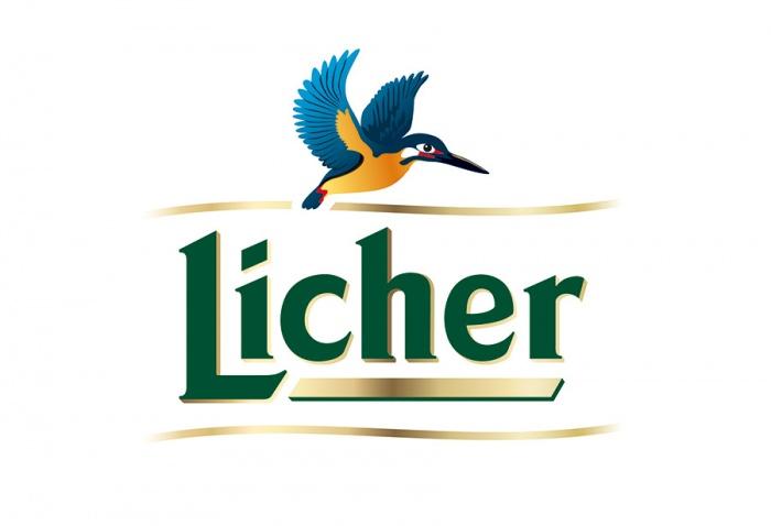 Biermarke Licher im neuen Design