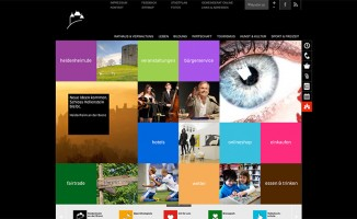 Heidenheim Webauftritt