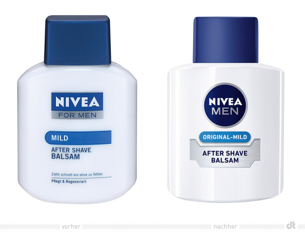 NIVEA MEN – After Shave Balsam mild