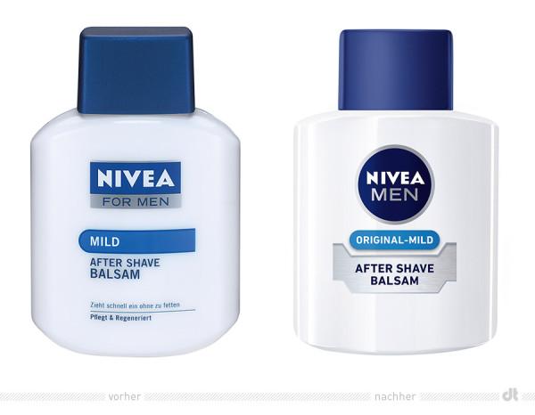 NIVEA MEN – After Shave Balsam mild