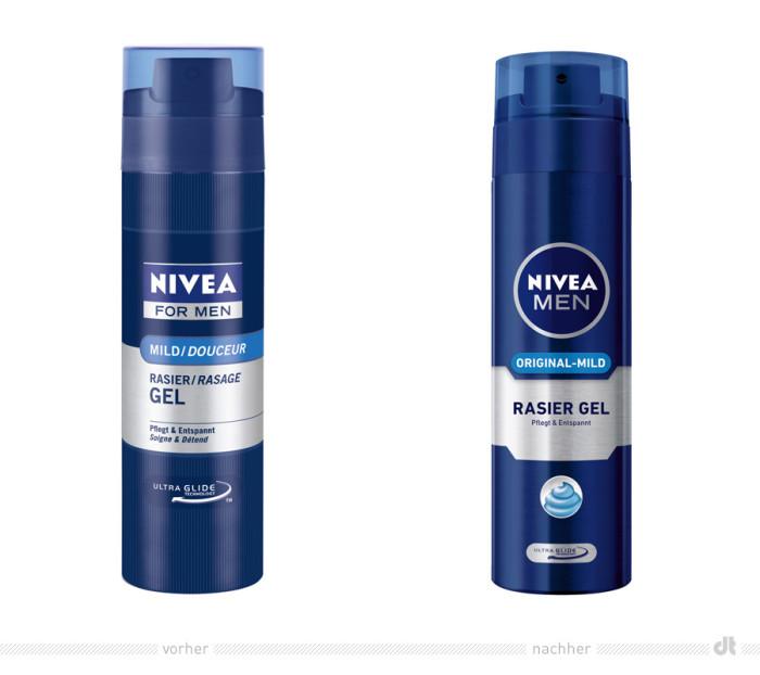 NIVEA MEN – Rasier Gel mild