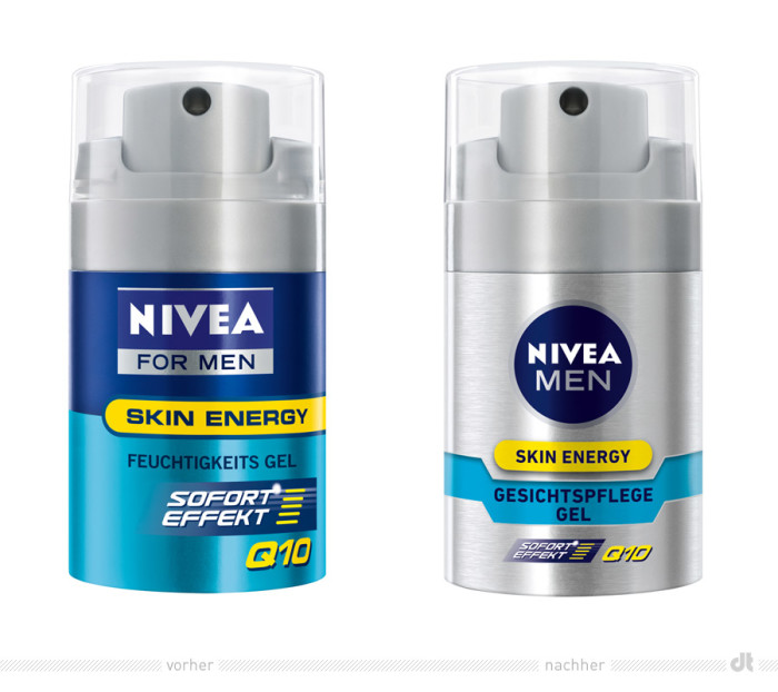 NIVEA MEN – Skin Energy Feuchtigkeitsgel