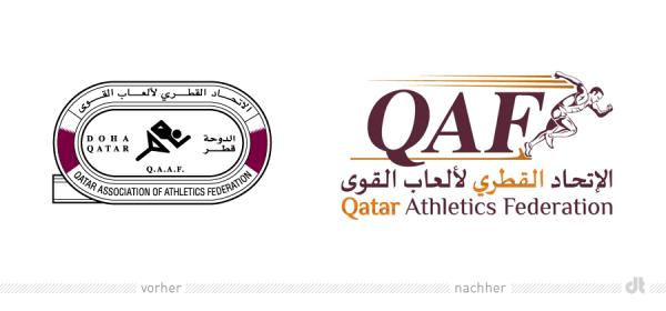 QAF Logos