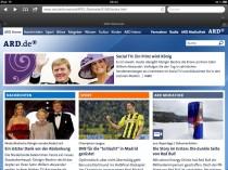 ARD.de (iPad)
