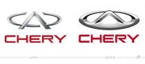 Chery Logo – vorher und nachher