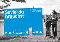 34. Deutscher Evangelischer Kirchentag – Plakat Familie