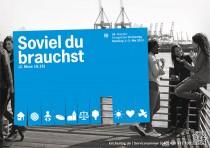 34. Deutscher Evangelischer Kirchentag – Plakat Multikulti