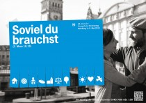 34. Deutscher Evangelischer Kirchentag – Plakat Paar