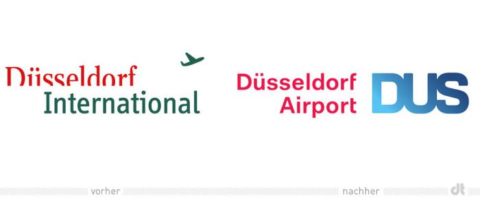 Düsseldorf Airport Logo