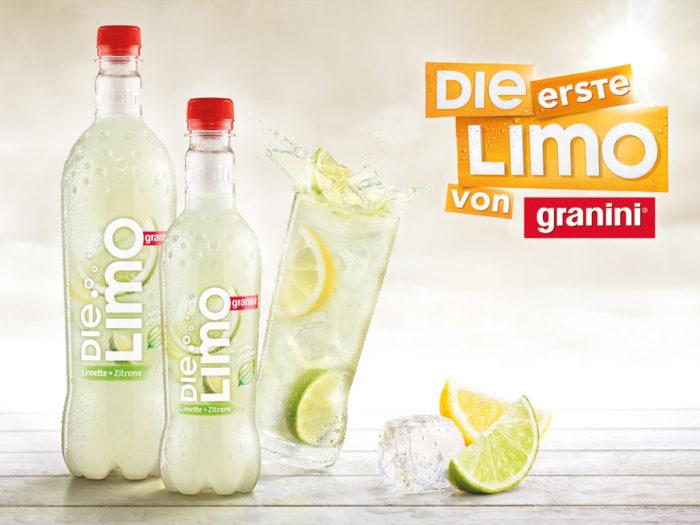 Granini Die Limo – Limette-Zitrone