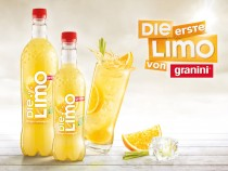 Granini Die Limo – Orange-Lemongras