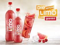 Granini Die Limo – Grapefruit-Cranberry
