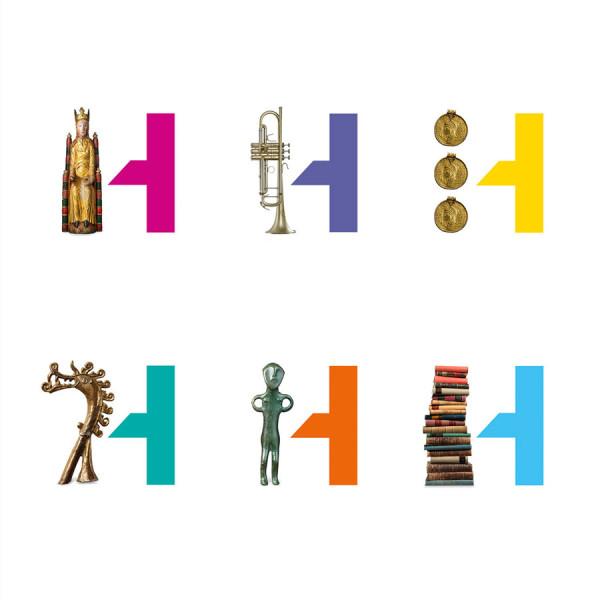 Historiska Museet Logo – Varianten