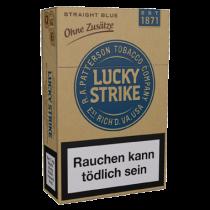 Lucky Strike Straight Blue