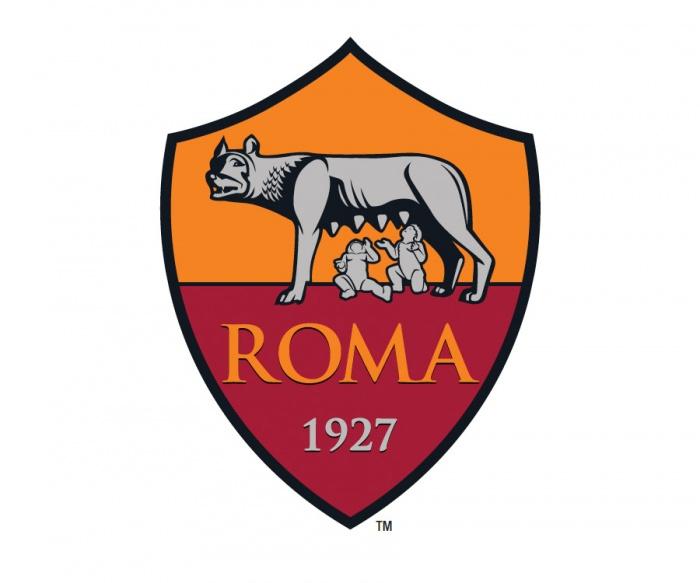 Neues Vereinslogo für AS Rom