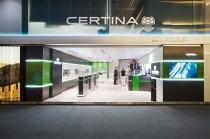 Certina Messestand – Baselworld 2013