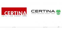 Certina Watches Logo – vorher und nachher