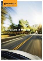 Continental Geschäftsbericht 2012