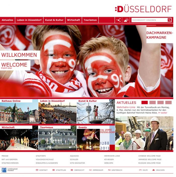 Düsseldorf – aufgesetzt statt nachhaltig