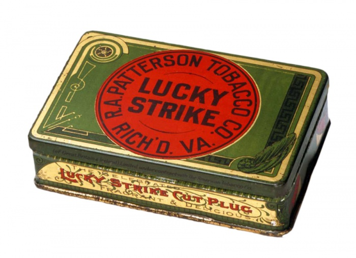 Lucky Strike Packung (1871)