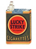 Lucky Strike Packung (1916)