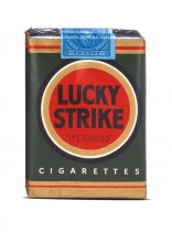 Lucky Strike Packung (1940)