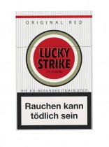 Lucky Strike Packung (2005)