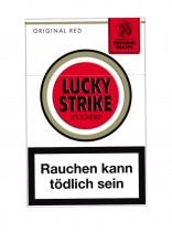 Lucky Strike Packung (2006)
