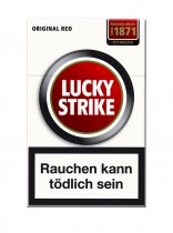 Lucky Strike Packung (2009)