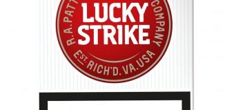 Lucky Strike Packung (2013)