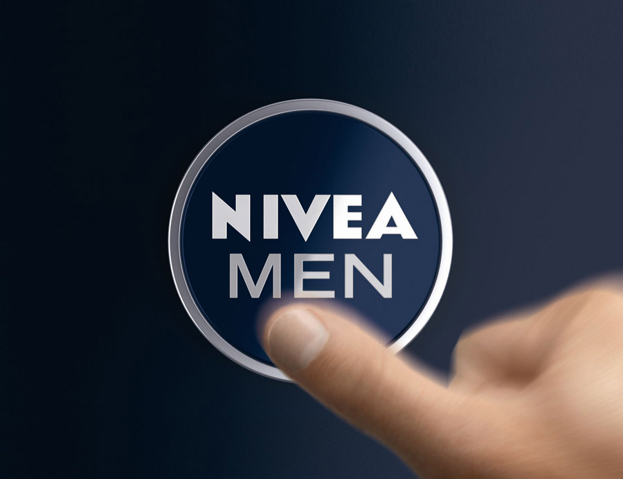 NIVEA MEN – Brand-Button