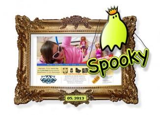 Spooky Website Mattel