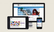Stockholm – Redesign der digitalen Medien