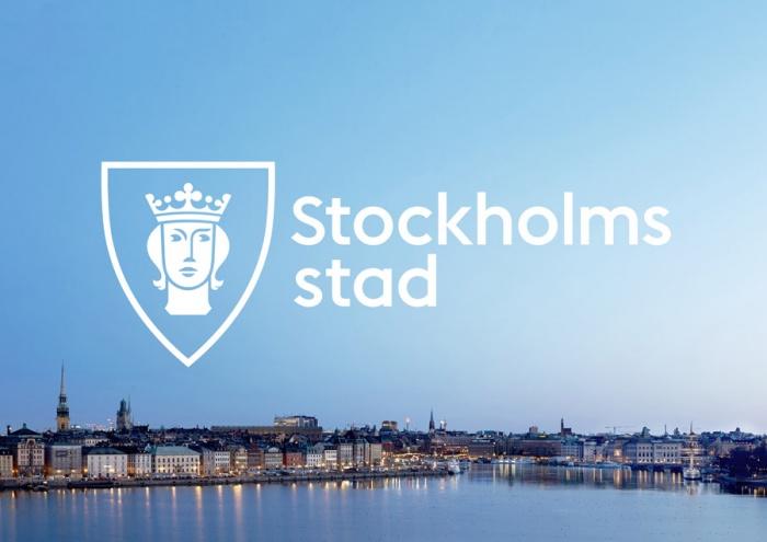 Neues Stadtlogo für Stockholm