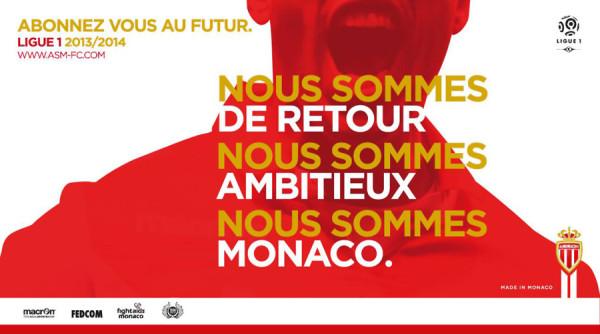 AS Monaco – Nous Sommes De Retour