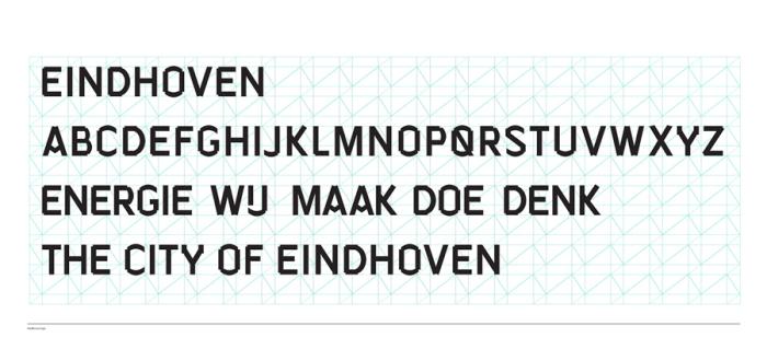 Eindhoven Brand – Typeface