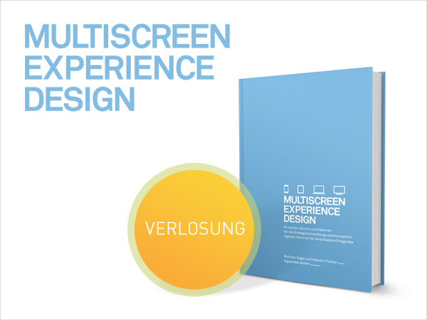 Multiscreen Experience Design