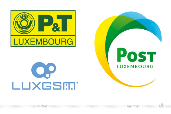 Post Luxembourg Logo
