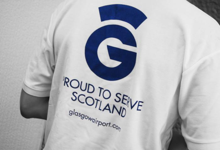 Glasgow Airport T-Shirt