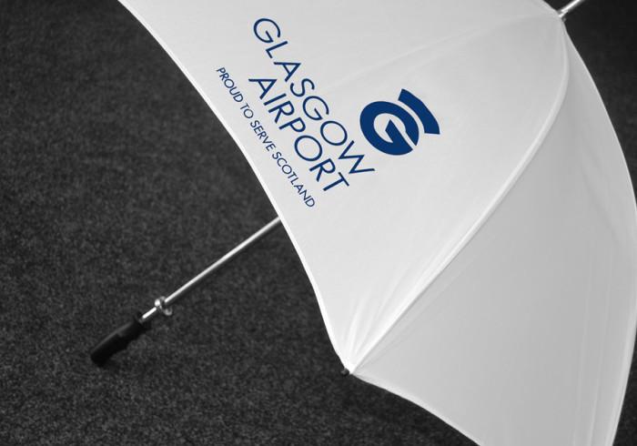 Glasgow Airport Umbrella